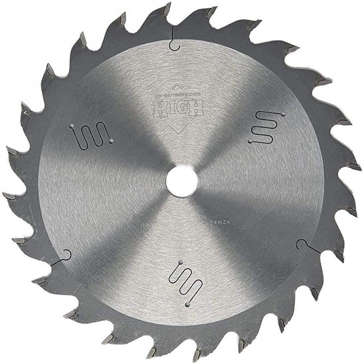 HM - Sägeblatt 140 x 2,6 x 12,7 Z= 24 WZ für Black & Decker o. Peugeot