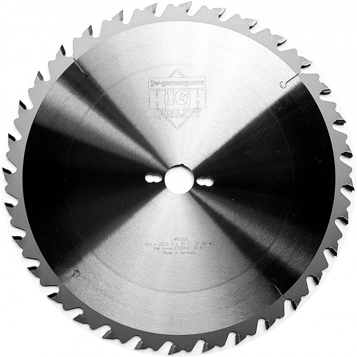 HM – Kreissägeblatt Larissa 350 x 30 Z= 32 WZ BG für Holzzuschnitte/Brennholz