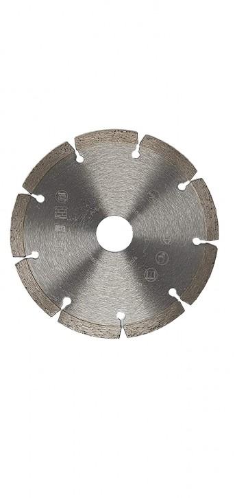 Segment Diamant Sägeblatt Trennscheibe 125 x 22,23 mm Bohrung, Industriequalität nach DIN EN 13236