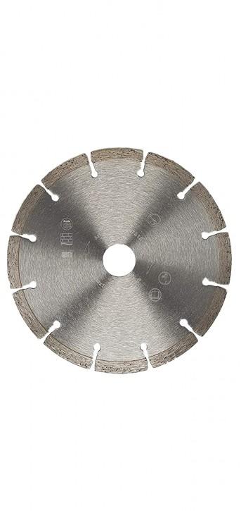 Segment Diamant Sägeblatt Trennscheibe 150 x 22,23 mm Bohrung, Industriequalität nach DIN EN 13236