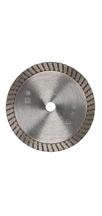 Turbo Diamant Sägeblatt Trennscheibe 85 x 10 mm Bohrung, Industriequalität nach DIN EN 13236