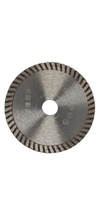 Turbo Diamant Sägeblatt Trennscheibe 85 x 15 mm Bohrung, Industriequalität nach DIN EN 13236